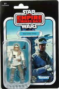 """REBEL SOLDIER (HOTH) """"TESB"""" VC120 STAR WARS THE VINTAGE COLLECTION HASBRO"""