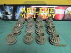MILITARY SPREADER POLE COUPLER (16) CAMOUFLAGE NETTING SUPPORT SYSTEM PARTS
