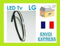 LED CMS RETROECLAIRAGE TV LG BLANC FROID 2835 47LN5400 1210 LATWT470RELZK