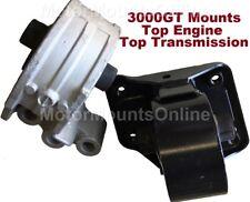 8R1104 2pc Motor Mounts fit 1991 - 1999 Mitsubishi GTO 3000GT Engine Trans Mount