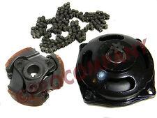 25H 6T Gear Box Drum Clutch Pad Chain Kit ft 43cc 47cc 49cc  Mini Quads, Bikes