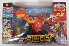 Power Rangers Dino Charge : Light & Sound Gabutyra T-Rex Megazord Action Figure