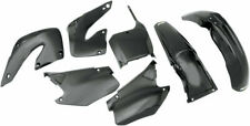 UFO Complete Plastic Kit Black For Honda CR 125 250 00-01