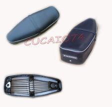 SELLA VESPA SPRINT GT GTR TS VNB VBB 150 GL BLU SCURO CON BORDO GRIGIO