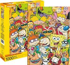 AQUARIUS PUZZLE NICKELODEON CAST 1000 PCS ICONIC CHARACTERS  #65317
