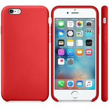 NEW RED ORIGINAL GENUINE Apple Silicone Case Silikonhülle iPhone 6/6S PLUS 5.5""
