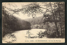 C1920s View of the River & Woods, La Bourboule, France