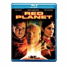 Red Planet 0883929180073 With Val Kilmer Blu-ray Region a