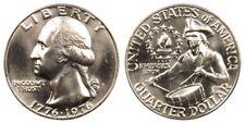 1976 S Washington Quarter Dollar, 40% SILVER , Bicentenial, Free Shipping!