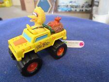 Ertl Big Bird Monster Pickup Truck Sesame Street Muppets Diecast 1:64 Scale