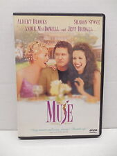 The Muse DVD Movie Albert Brooks Sharon Stone Andie MacDowell Jeff Bridges