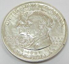 1921 Alabama Centennial Commemorative Silver Half Dollar