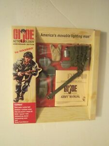 GI JOE Timeless  40th Anniversary ACTION SOLDIER Combat Accessory Set MISP