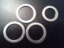 Mazda MX5 - Eunos NB Full Set of Oil Drain and Filler Plug Sealing Washers.