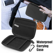 5 Inch Hard Shell GPS Carry Case Bag Cover Pouch Waterproof For GPS Cell Phone
