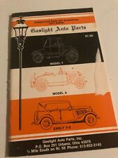 Gaslight Ford Parts and Accessories Catalog , 1977
