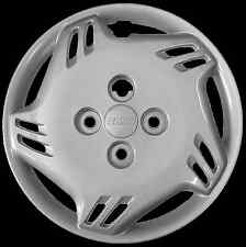FIAT PANDA 2001 / 2003 COPRICERCHIO COPPA RUOTA COPPONE 13'' 4PZ COPPA HUB CAPS