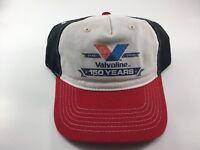 Valvoline Oil  Hat retro Style Adjustable  Strapback Racing cap drag racing