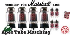 Tube Set - for Marshall 2466