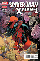 Spider-Man and The X-Men #1 (2015) Marvel Comics
