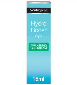Neutrogena Hydro Boost Eye Awakening Gel-Cream, 15ml