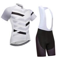 Details about  /Men Cycling Jersey Teens Women Jersey Bib Shorts Set Riding Outdoor Sports
