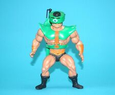 MOTU HE-MAN MASTERS OF THE UNIVERSE TRI-KLOPS 100% COMPLETE MEXICO USA MATTEL