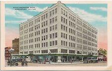 Ricou-Brewster Building in Shreveport LA Postcard
