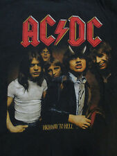 Repro 2001 AC / DC HIGHWAY to HELL (LG) T-Shirt ANGUS & MALCOLM YOUNG Bon Scott