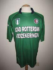Feyenoord away Holland football shirt soccer jersey voetbal maillot size XL