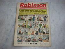 *** ROBINSON *** n° 018 - 30/08/1936