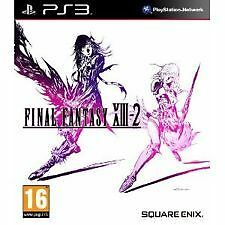 FINAL FANTASY XIII-2 - playstation – PS3- (Français)