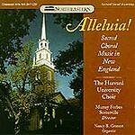 Alleluia! (CD, Jan-1995, Northeastern) Harvard University Choir