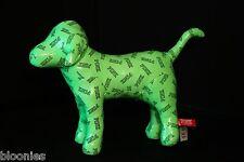 Victoria's Secret JUMBO Green Vinyl Dog