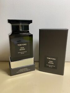 Tom Ford Oud Wood Eau De Parfum 3.4 Oz  100Ml Spray * Unisex * New In Box Sale!