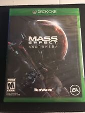 Mass Effect Andromeda - XBOX One New Sealed