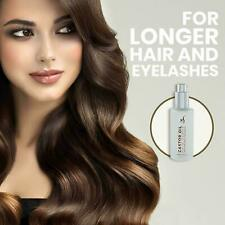 Herstyler Castor Oil Hair Serum Strenthen Renew and Restore Natural Shine