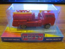 Norev Red Fire Truck HO Scale MIP France w Free ship!