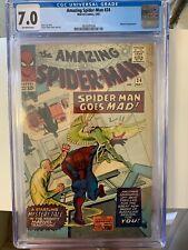 Amazing Spider-Man #24 CGC 7.0 (1965) Mysterio Stan Lee Steve Ditka art