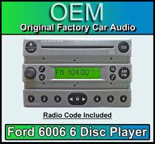 Autoradios Fiesta de 4 canales para coches Ford