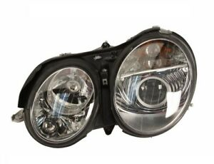 For Mercedes W215 C215 Driver Left Headlight Assembly Genuine 2158202161