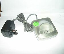 Panasonic PNLC1055 Handset Battery Charger Dock W/ Attached AC Adapter USED