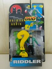 BATMAN AND ROBIN RIDDLER  DUO ROTO COPTER 1997 KENNER SEALED MINT see photos