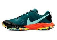 Nike Air Zoom Terra Kiger 5 Running Shoes Geode Teal AQ2219-302 Men's Size 12.5