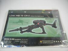"Gundam MSIA MIA EMSIA U.C. ARMS Gallery ""ZMC38Ⅲ/M-120A1 120mm Machine Gun""BANDAI"
