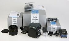 ROLLEI ROLLEIFLEX HY6 SET NEW IN BOX WITH FULL WARRANTY WITH AFD-80MM LENS INCL.