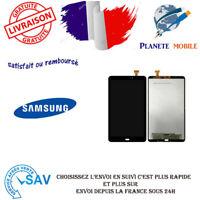 Écran LCD Complet+ Vitre Tactile  Pour Samsung Galaxy Tab A T580 10.1 noir