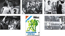 Aston Villa Football Postcards
