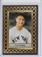 Lou Gehrig 2010 Limited Edition Monarch Corona Fan Club Series 209 of 300