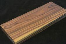 Kingwood Rosewood 11-1/16+ x 4-7/16 x 7/8 exotic lumber #8064b